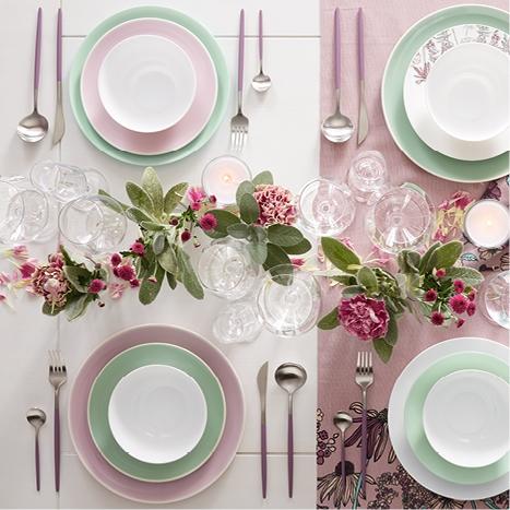 Špeciálne stolovanie k príležitosti oslavy Dňa matiek