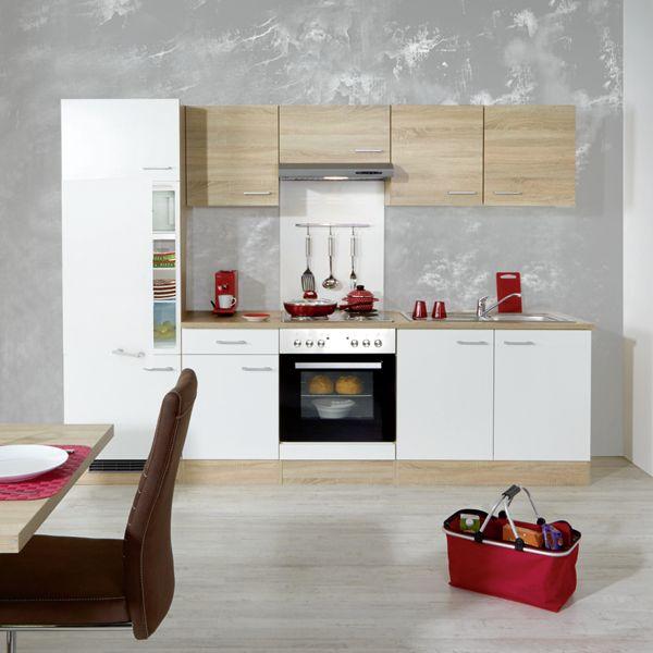 Kuchynské skrinky a sektorové kuchyne