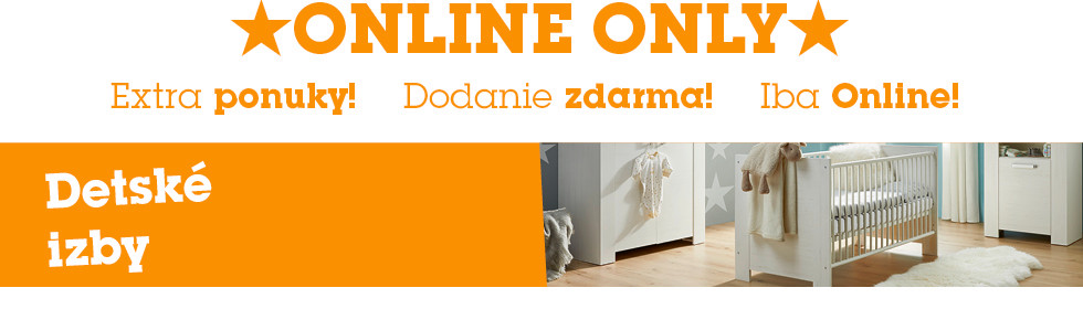 77dd1f43843 Online only • Möbelix