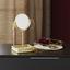 Držák Na Šperky Kim - barvy zlata, kov (20,50/15,39/29,50cm) - Mömax modern living