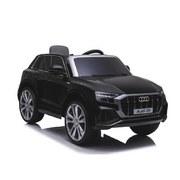 Kinderauto Audi Q8 Ride On Schwarz - Schwarz, Basics, Kunststoff (108/66/55cm)