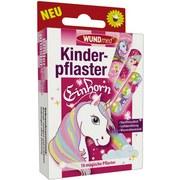 Pflaster Einhorn - Multicolor, KONVENTIONELL, Kunststoff