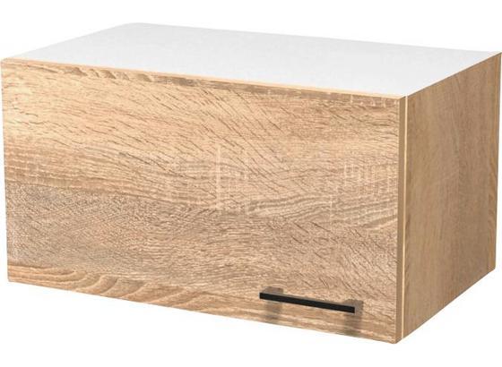 Horná Kuchynská Skrinka Samoa  Kh 60 - farby dubu/biela, Konvenčný, kompozitné drevo (60/32/32cm)