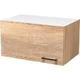Küchenoberschrank Samoa  Kh 60 - Eichefarben/Weiß, KONVENTIONELL, Holzwerkstoff (60/32/32cm)