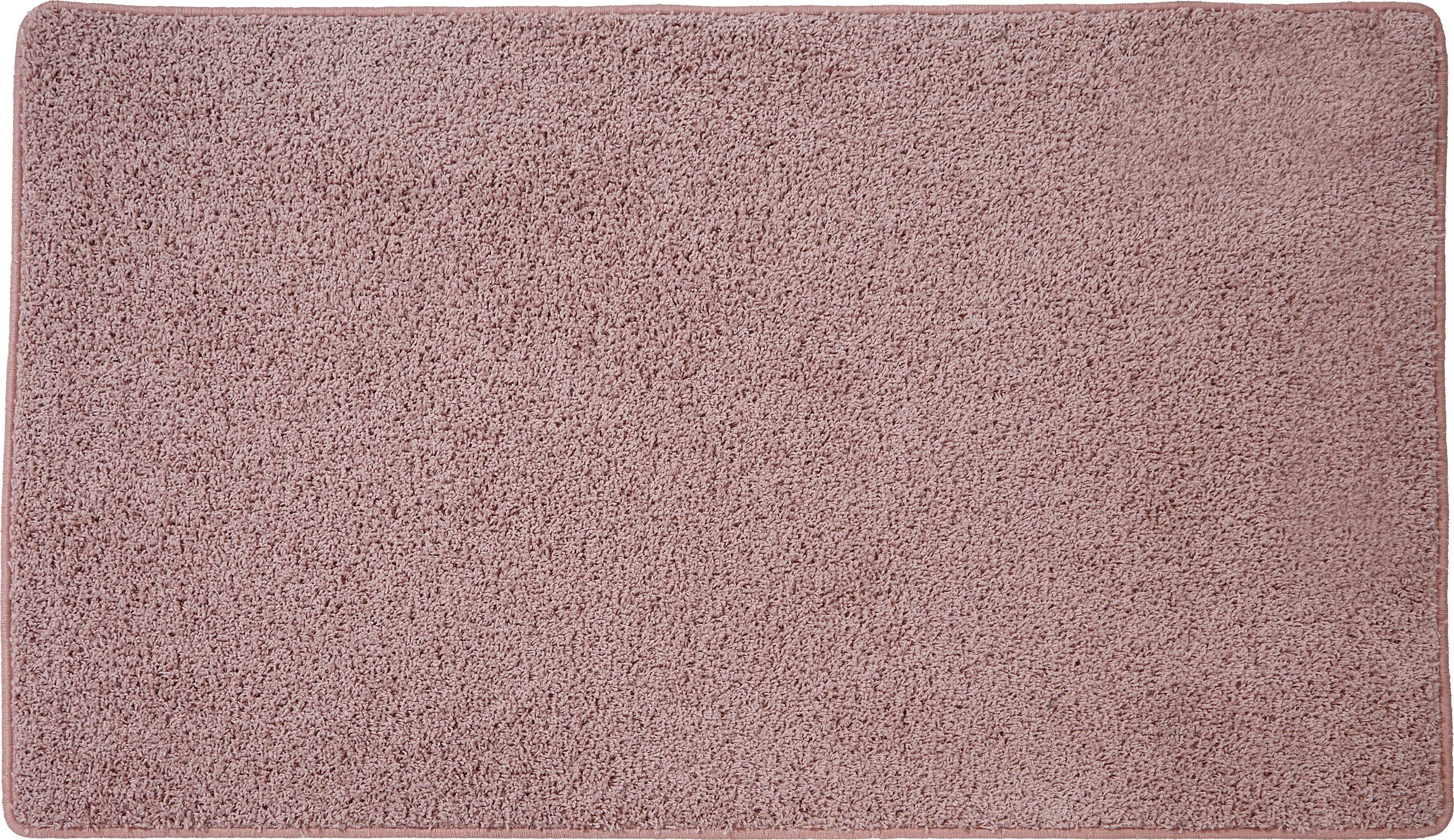 Tischteppich Sphinx 100x150 cm - Rosa, KONVENTIONELL, Textil (100/150cm) - Luca Bessoni