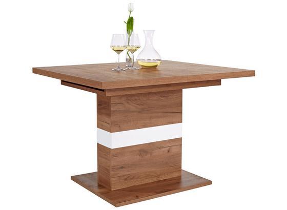 ausziehbarer esstisch avensis 120cm krafteiche dunkel online kaufen m belix. Black Bedroom Furniture Sets. Home Design Ideas