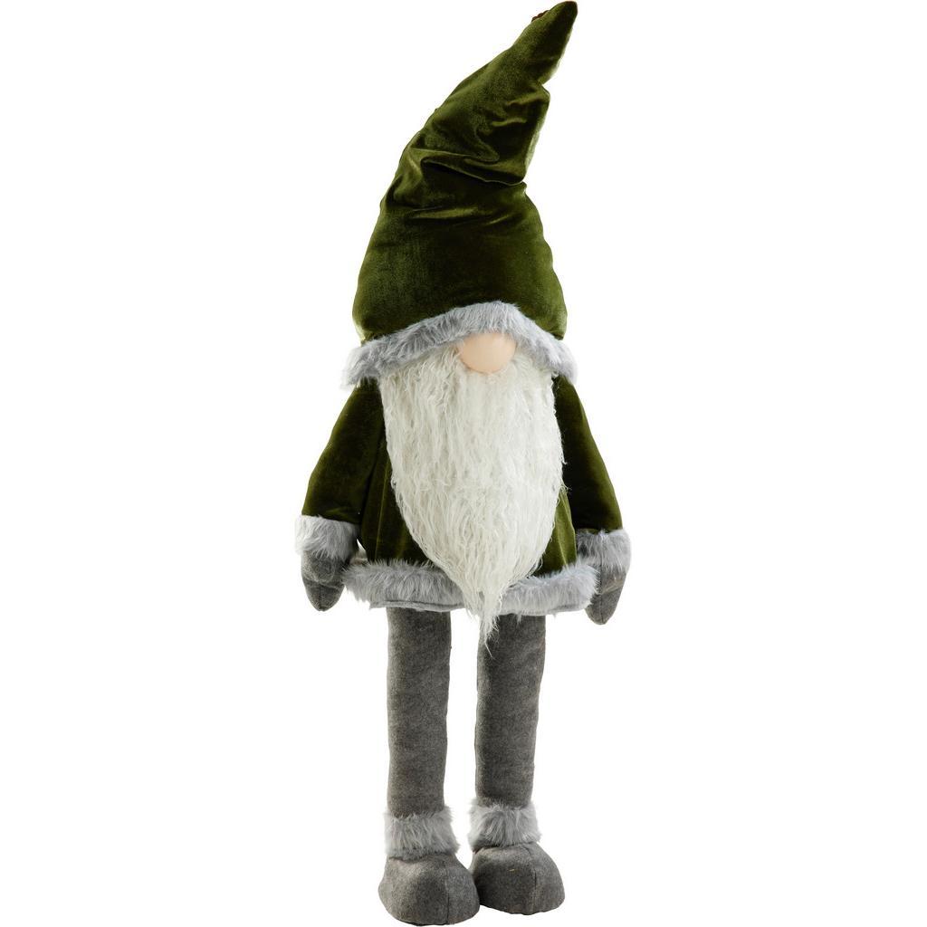 Vánoční Dekorace - Skřítek Gnome, V: 120cm