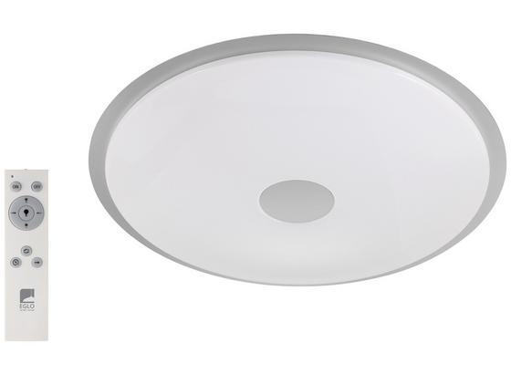 LED-Deckenleuchte Lanciano - Weiß, MODERN, Kunststoff/Metall (66/10cm)