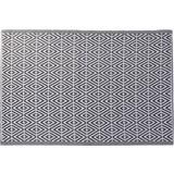 Teppich 120/180 cm Grau, Weiß - Weiß/Grau, Basics, Textil (120/180cm)