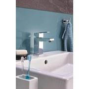 Waschtischarmatur Sail Cube Ehm - Chromfarben, KONVENTIONELL, Metall (15,5cm) - Grohe