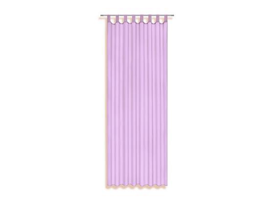 Kombi Készfüggöny Utila - Lila, konvencionális, Textil (140/245cm) - Ombra