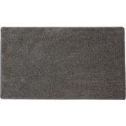 Hochflor Teppich Grau Sphinx 100x150 cm - Grau, KONVENTIONELL, Textil (100/150cm) - Luca Bessoni