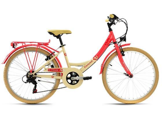 Kinderfahrrad Kinderrad 24'' Kahuna - Basics, Metall