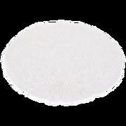 Sitzkissen Kerstin - Weiß, KONVENTIONELL, Textil (40/4cm) - Ombra