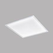 LED-Paneel Salobrena 2 - Weiß, MODERN, Kunststoff/Metall (59,5/59,5/1,1cm)