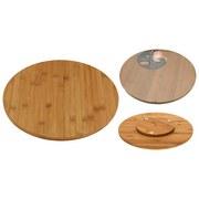 Servírovací Tanier Glenn - Konvenčný, drevo (35cm)