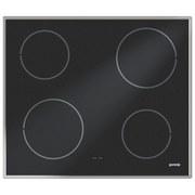 Gorenje Glaskeramikkochfeld Ecd 610 X - Schwarz, Glas (59,5/4.9/51cm) - GORENJE*