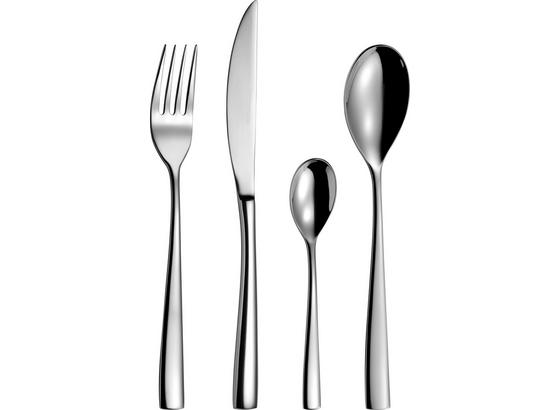 Sada Příborů Florence - barvy stříbra, Moderní, kov - Premium Living