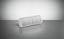 Tvarovaný Vankúš Visco Deluxe -ext- - biela, textil (15/40cm) - Premium Living