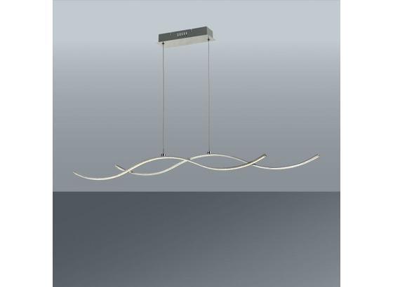 Led Závesná Lampa Anne - Moderný, umelá hmota/kov (70/110cm) - Mömax modern living