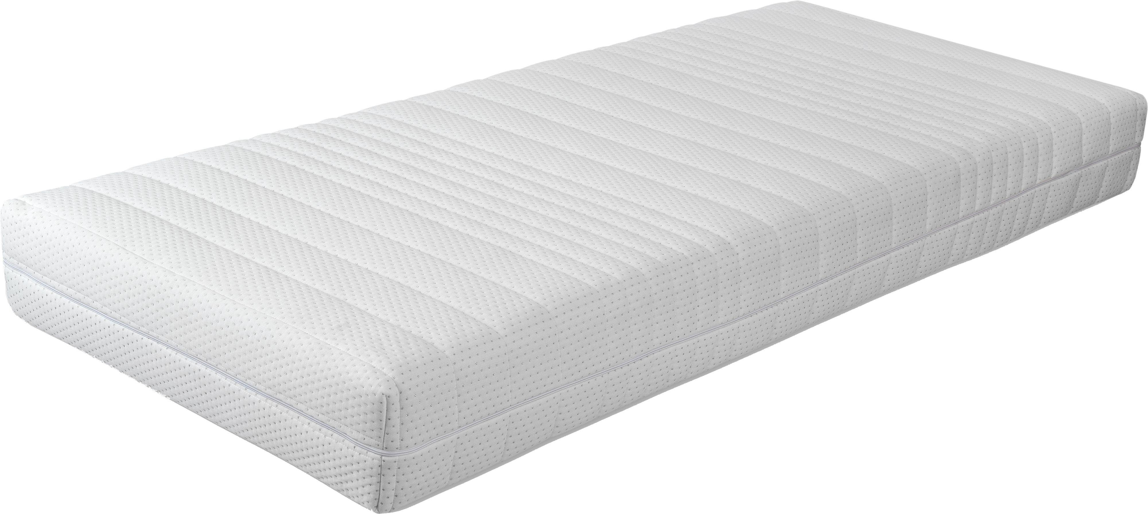 Matrace Viva Alfa H2/h3 80x200cm - bílá, Konvenční, textil (200/80/20cm)