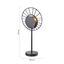 Lampa Stolní Sun 26/57,5cm, 60 Watt - černá, Lifestyle, kov (26/57.5cm) - Modern Living