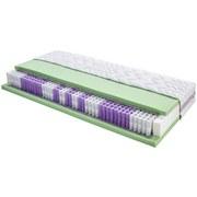 Taschenfederkernmatratze Superior Dream 90x200cm H3 - Weiß, KONVENTIONELL, Textil (90/200cm) - Primatex Deluxe