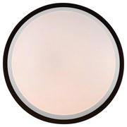 LED-Deckenleuchte Xaver D: 56 cm - Basics, Kunststoff/Metall (56/8,5cm) - Globo