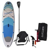Stand-Up Paddle Board 305 Mx - Blau, MODERN, Kunststoff (305/84/15cm)
