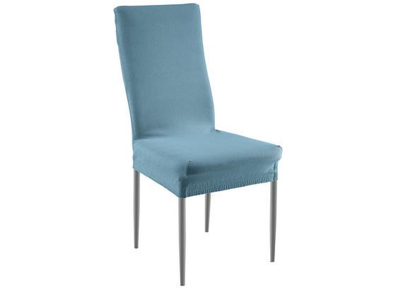 Přehoz Na Židli Dominik -ext- - petrolej, textil (48/64/48cm) - Mömax modern living