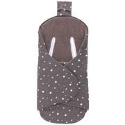 Einschlagdecke Filliwrap 043-708 - Grau, MODERN, Textil (35/73cm) - Fillikid