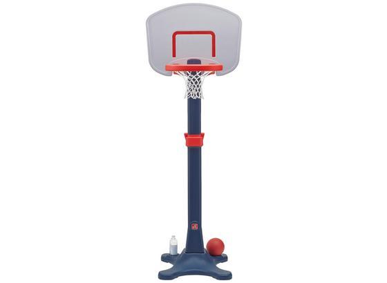 Basketballständer Step2 Shootin'  Basketballset - Blau/Orange, MODERN, Kunststoff (73,7/228,6/93,4cm)