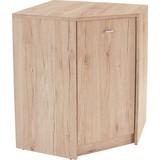 Kommode 4-You YUK10 B:61cm San Remo Eiche Dekor/ Weiß - Eichefarben, MODERN, Holzwerkstoff (60,9cm)