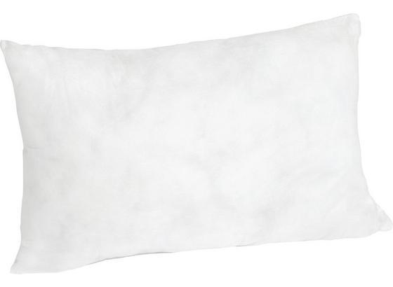 Výplň Vankúša Pia - biela, textil (25/45cm) - Nadana