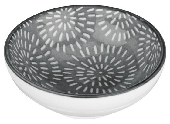 Misky Na Omáčky Nina - sivá, keramika (8cm) - Mömax modern living