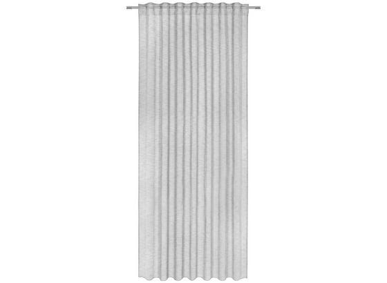 Záves Sigrid - sivá, Romantický / Vidiecky, textil (140/245cm) - Premium Living