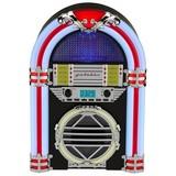 Radio Jukebox - Basics, Kunststoff/Metall (27/40,50/16,50cm) - Silva Schneider
