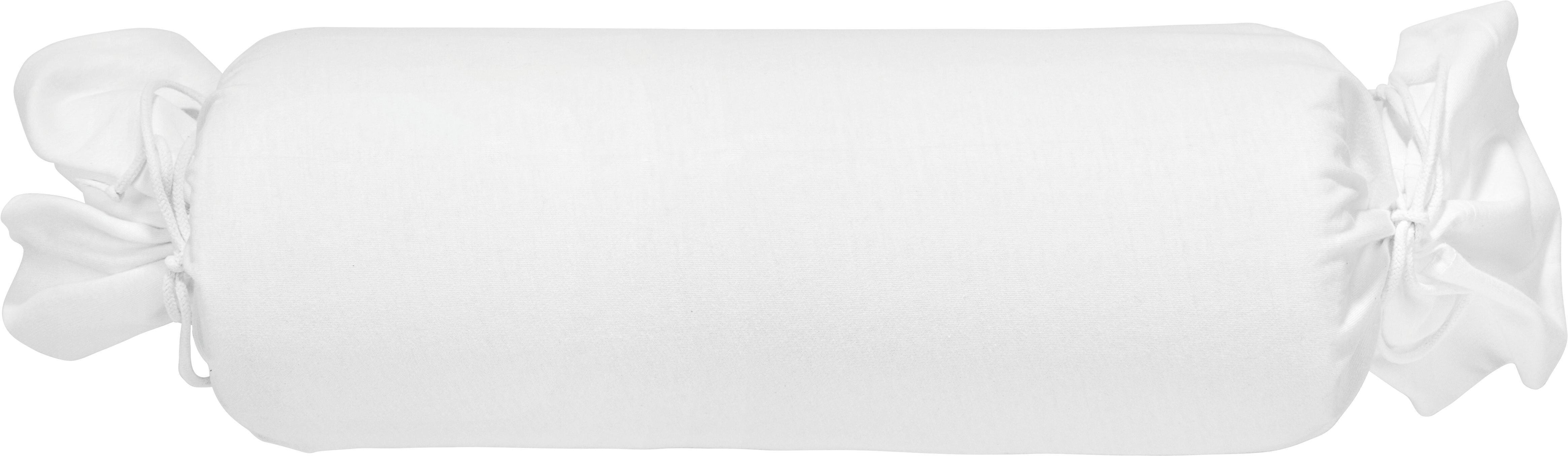 Povlak Na Polštář Basic - bílá, textil (15/40cm) - MÖMAX modern living