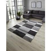 Webteppich Stephanie 160x220 cm - Grau, MODERN, Textil (160/220cm) - Ombra