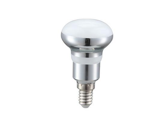 LED-Leuchtmittel Cameron - Weiß, Glas/Metall (5/8,6cm)