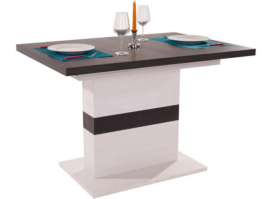 ausziehbarer esstisch provence 120cm sibiul rche dekor online kaufen m belix. Black Bedroom Furniture Sets. Home Design Ideas