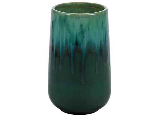 Vase Tess - Grün, MODERN, Keramik (15/25cm) - Luca Bessoni