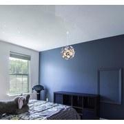 Hängeleuchte Lurra D: 35 cm Multicolour - Multicolor/Weiß, Basics, Kunststoff (35/120cm)
