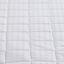 Boxspringmatratze Amelie 90x200cm H3 - Weiß, Textil (90/200cm) - Ele