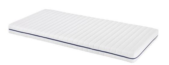 Matrac Star - fehér, textil (140/200cm)