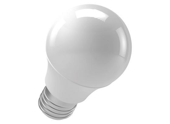 Žiarovka Led A60 8 W, E27, 3000 K, 660lm - biela, Basics, kov/plast (6.2/11.5/6.2cm)