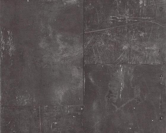 Tapeta Vliesová  96223-1 - antracitová, Konvenční, papír (53/100.5cm)