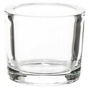 Windlicht Ø 8 cm - MODERN, Glas (8/9cm)
