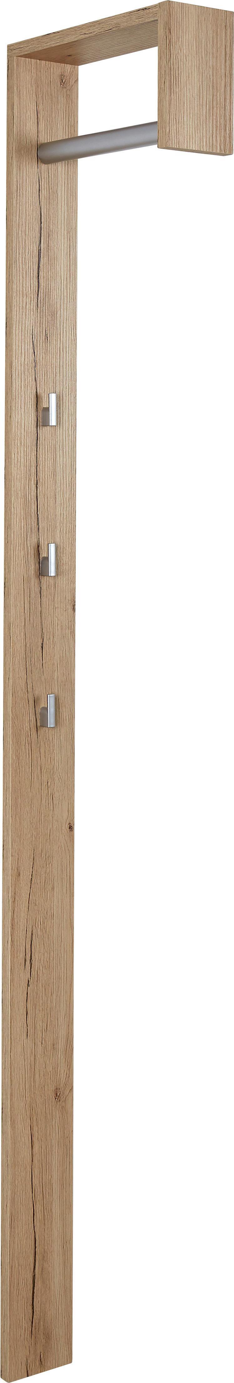Előszoba Panel Senex - tölgy színű, modern, fa (10/170/33cm)
