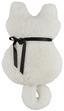 Polštář Ozdobný Kitty -ext- - bílá, Trend, textil (40/70cm) - Mömax modern living